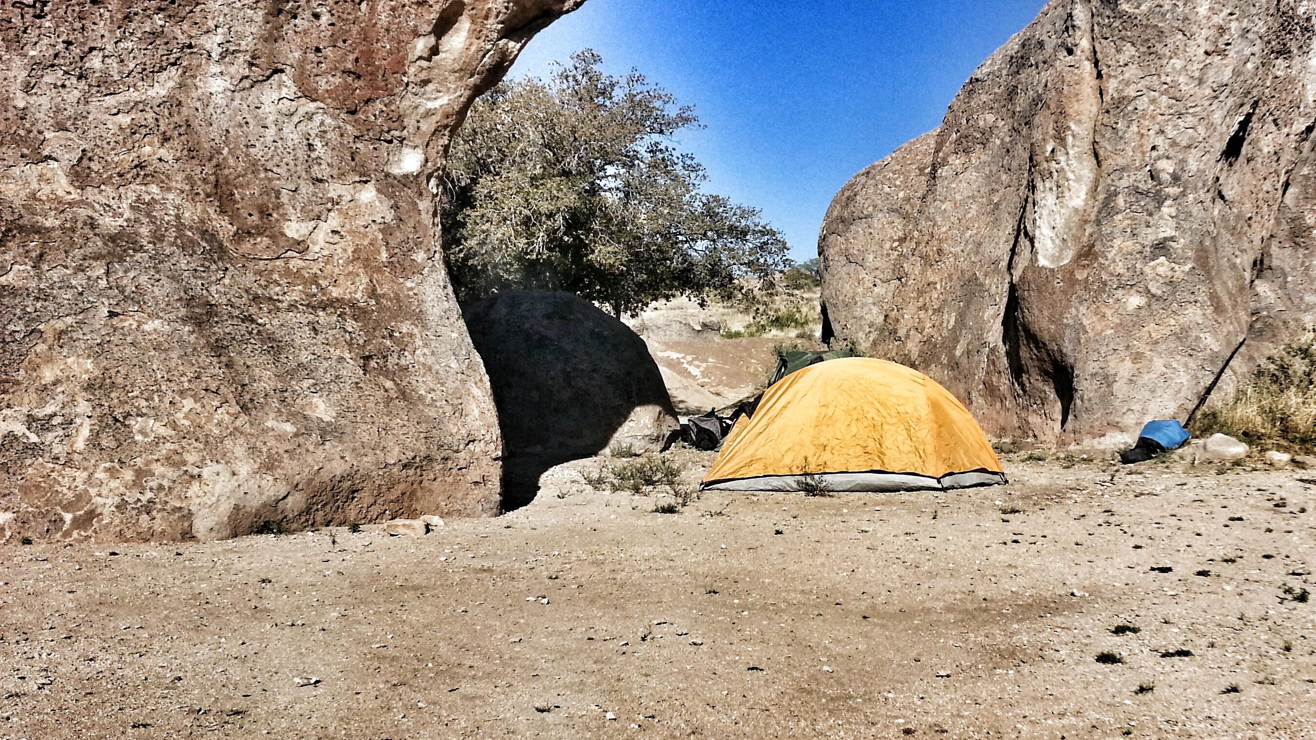 Desert Basecamp El Paso